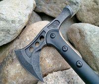 axe head - Huiwill hammer axe head SOG Tactical Tomahawk Axe Army Outdoor Camping Survival Machete Axes Hand Tool Fire Axe Hatchet