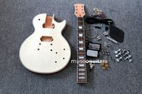 guitar parts - Project unfinish electric guitar kit with all parts LP