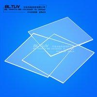 Wholesale UV curable coating UV printer uv lamp special coated aluminum reflective quartz plate