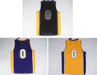 Wholesale Los Angeles Nick Young Jerseys New Sportester Cheap Jersey Embroidery Sewing logos Can Mix Order size S XXL