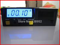 Wholesale 360degree Digital inclinometer protractor digital anger finder Angle Gauge horizontal Bevel Box