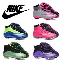 shoe factory - Nike soccer cleats acc Athletic Outdoor Shoes Nike Mercurial Superfly FG Blue Lagoon White Volt Black Nike soccer shoes Factory Price