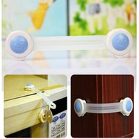 Wholesale 2015 New arrival Hot sale best quality Hot Sale Lock Baby Safety Products Ideal For Keeping Drawers Cupboard Closed Baby Safet