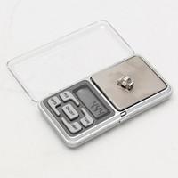 Wholesale 200g x g Mini Electronic Digital Jewelry Scale Balance Pocket Gram LCD Display T0015