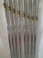 Wholesale golf shafts True temper dynamic gold steel shaft R300 S300 top quality golf clubs irons shafts