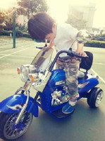 Wholesale electric baby cars electric motorcycle for kids kids ride on toy motorcycle