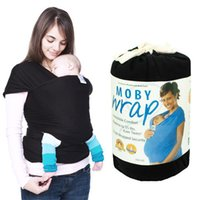 Wholesale Professional Cotton Baby Carrier Baby Sing Baby Strap Baby Carrier Backpack Soft Cotton Baby Sling Infant Carrier