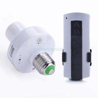 Wholesale home Night Light Wireless Remote Control Lamp Led Spotlight Socket Switch ceiling light SV20 SV011059
