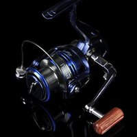 best ice fishing reel - 10 BB cheap spinning reels best saltwater beach boat rock sea lure ice spinning fishing reel