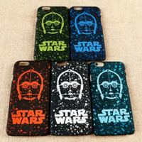 alien pc case - Star Wars Alien Polish Case for iPhone S Plus S Plus S Fashion Star Wars PC Hard Back Cover New Cell Phone Protective Skin