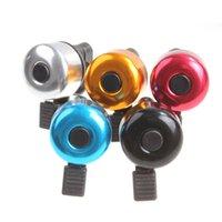 Cheap Metal Ring Handlebar Bell Sound for Bike Bicycle Handlebar Bike Bicycle Bell Ring PTCT