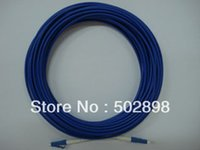 armoured cable - Armored armoured Patch cord cords cable cables Singlemode SM LC LC Patchcord Simplex mm M