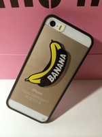 Cheap Brand new funny special Mobile Phone Case banana for SAMSUNG for apple phone 4 5s protective case