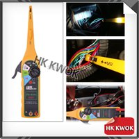 Wholesale Yellow Color Car Auto Power Electric Circuit Tester Lamp Probe Light Volt With Tracking