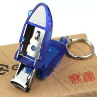 carbon steel ring - Ganzo brand High carbon steel finger plier folding nail clipper key ring belt heli ganzo nail tools