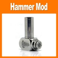Cheap 1300mAh Hammer Mods Best Non-Adjustable  e cigarette mod