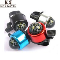 bicycle bells cool - New Arrival Brand New Cool Change Bicycle Bike Handlebar Bell Ring Horn High Quality with The Compass Color Choose SB296