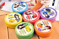 Wholesale Flower Flavor Wet Wipes Paper Towel Nail Art Polish Vanish Remover Pads Brand New Good Quality