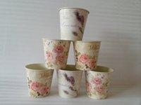 pots - Round Metal Flower Pot Planter Iron flower potes wedding decorative flower pots bonsai pot
