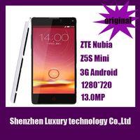 Cheap Original ZTE Nubia Z5mini APQ8064 Quad Core 2GB RAM 16GB ROM OGS GSM WCDMA Smart Phone Spainish Cell phone