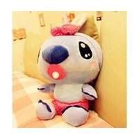 Wholesale 40CM inch Price New Fashion Cute Baby Pacifier Stitch Plush Doll Toys Children s Toy Holiday Gifts