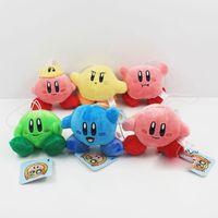 baby kirby - Set New Kirby Plush toys Standing Pose Doll cm set plush pendant baby toys