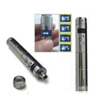vamo kit - VAMO V5 Mod Starter Ego Kit E Cigratte LCD Display Variable Voltage Battery Match With Ce4 Atomizer Atomizer Electronic Cig