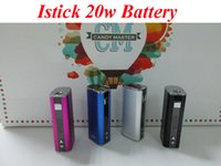 cable adapter - istick W iStick W Mod battery mah Variable Voltage iStick W mah with USB cable eGo adapter VS istick w Fit Toptank Mini