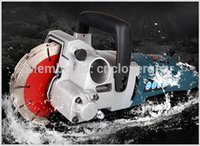 Wholesale Wall chaser w concrete grooving machine dust free with leakage protector