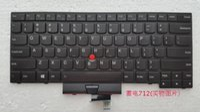 Wholesale New Original Lenovo ThinkPad T430U E330 S430 E430S E435 E430C E430 US English keyboard backlighting Y0713