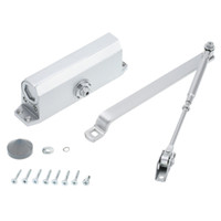 arm lock - Automatic Hydraulic Arm Door Closer Mechanical Speed Control Up to KG Heavy Duty Gate Hardwares