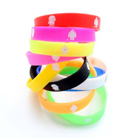 Cheap fashion jewelry Best silicone bracelet