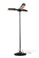 Wholesale Hot Sale Three Electric Patio Heater Lamps Winter Indoor Outdoor Heater Warmer Infrared Halogen w