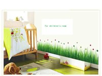 beatles design - New Beatles Wall Sticker Home Decor PVC Wall Decal With cm green grass AY768