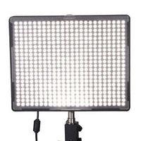 Wholesale DHL Aputure AL S Amaran AL S Dimmable LED Digital Camera Camcorder Panel Video Studio Light