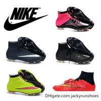 football boots - Nike Mercurial Superfly FG Laser Orange White Black Boots best selection of soccer cleats Mens Football Boots Cleats Colours