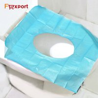 toilet paper - Disposable Toilet Seat Lid Covers Paper WC Banheiro Accessories