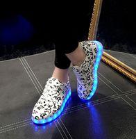 Cheap USB LED Shoes Best led shoes