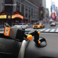 Wholesale 2016 new Vehicle mounted mobile scaffold Excavator Style Windshield Dashboard Car Phone Tablet Mount Holder Compatible for IOS Android