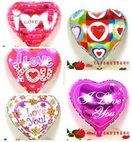 see picture balloons direct - Factory Direct Heart Shape Metallic Foil Balloon Inch Wedding Opening Ceremony Valentine s Day Decoration Air Balloon