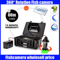 20m/30m/50m underwater video camera - Underwater Video Fishing Camera System LCD Color Screen View with m