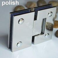 beveled doors - High Quality degree Stainless Steel Beveled Edge Shower Door Hinge