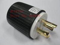 Wholesale American NEMA L14 power plug connector Industrial A V power plug