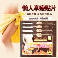 Wholesale 1Bag Slim Patch Women Weight Loss Products Slimming Stick Burning Fat Patch Health Care Slim Belly Fitness