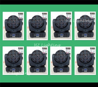 Wholesale Hi Quality W RGBW in Led Moving Head Beam LED Moving Head Light For Stage Lighting Effect