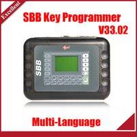 Wholesale 2015 Professional Universal Auto Key Programmer Multi language Silca V33 SBB Key Programmer