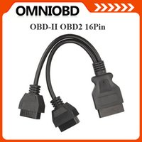 battery cable extender - 5 pieces OBD II OBD2 Pin Male to Female Extension Cable Diagnostic Extender Hottest Selling