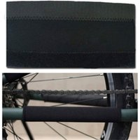 Wholesale Outdoor MTB Bike Bicycle accessories Cycling Bike Frame Protector Chain Stay Fork Velcro Guard Cover Care Stay Protector Pad