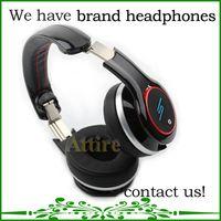 Cheap SMS SL600 DJ Headphone Over Ear Headphone Headset Bluetooth Wireless Headphone Headsets MP3 Black White Color Headsets for mobile phone