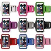 Malloom 2015 Nouvelle arrivée Super Deal bande de gymnastique Running Sports Arm Band Cover Case pour iphone 6 4.7 pouces Livraison gratuite